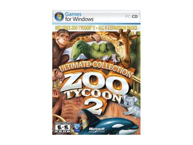 ZooTycoon2 Ultimate PC Game