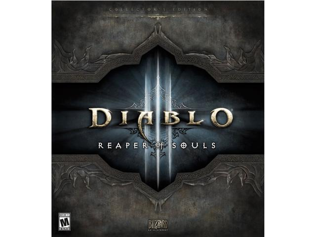 Diablo III: Reaper of Souls Collector's Edition PC Game