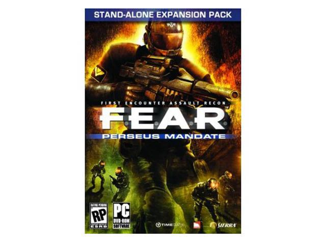 F.E.A.R. Perseus Mandate PC Game