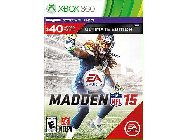 Madden NFL 15 - XBOX 360 [XBOX Live Credit]