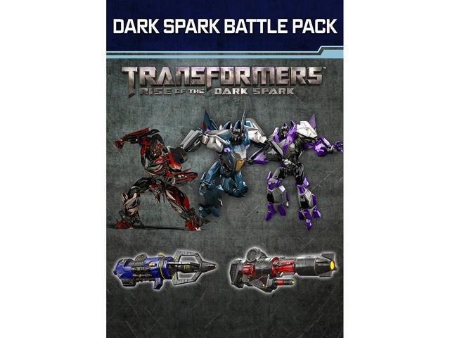 Transformers: Rise of the Dark Spark - Dark Spark Battle Pack [Online Game Code]