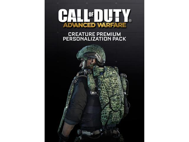Call of Duty: Advanced Warfare - Creature Premium Personalization Pack [Online Game Code]