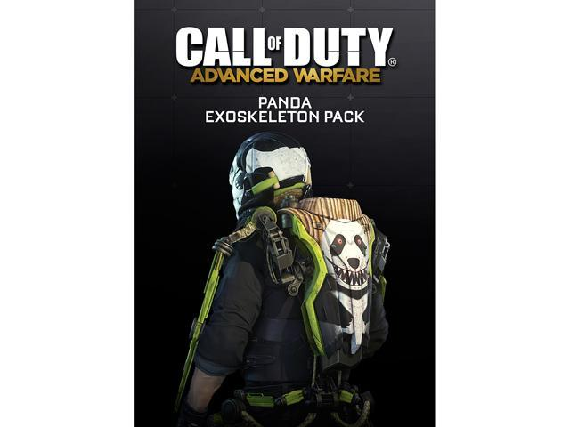 Call of Duty: Advanced Warfare - Panda Exoskeleton Pack [Online Game Code]