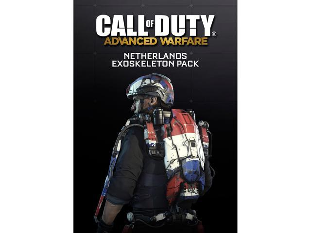 Call of Duty: Advanced Warfare - Netherlands Exoskeleton Pack [Online Game Code]