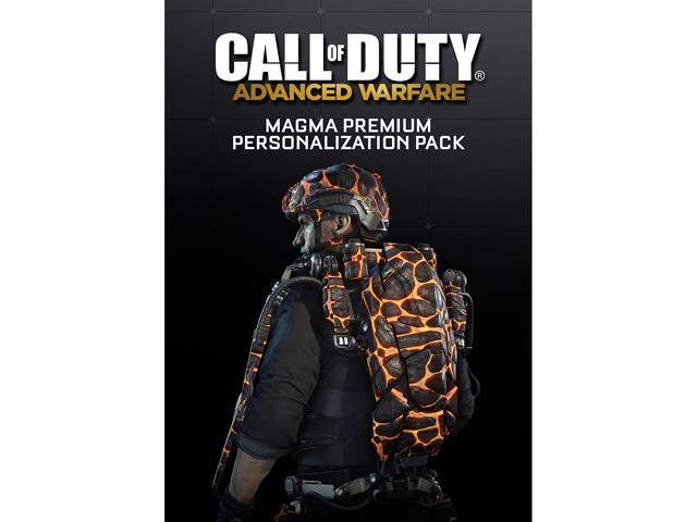 Call of Duty: Advanced Warfare - Magma Premium Personalization Pack [Online Game Code]