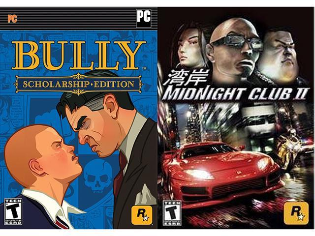 Bully: Scholarship Edition/ Midnight Club 2 Special Bundle