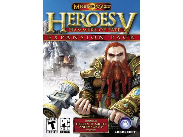Heroes of Might & Magic V: Hammers of Fate [Online Game Code]