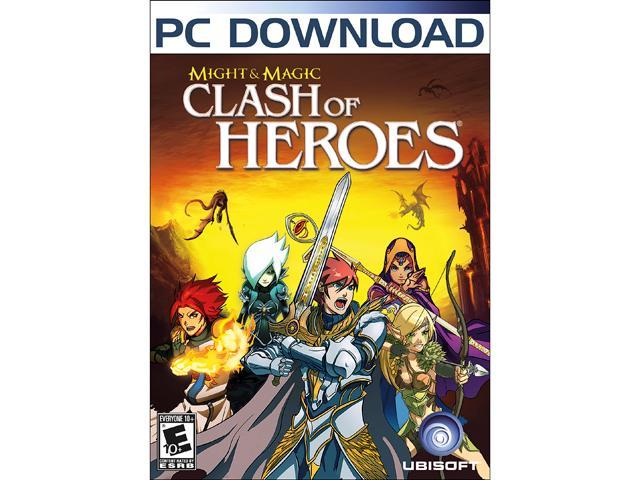 Might & Magic: Clash of Heroes [Online Game Code]