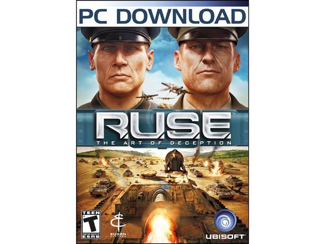 RUSE for Windows & Mac [Online Game Code]