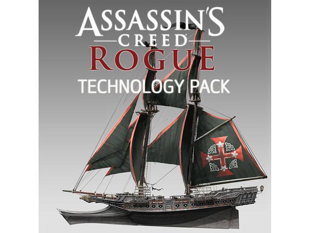 Assassin's Creed Rogue Time Saver Technology Pack [Online Game Code]