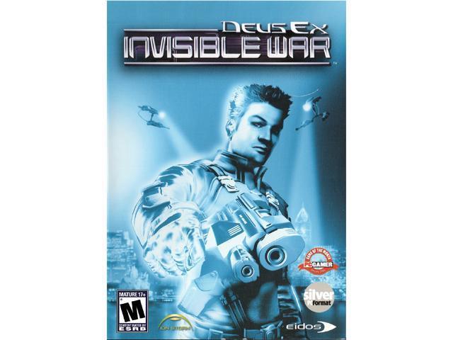 Deus Ex: Invisible War [Online Game Code]