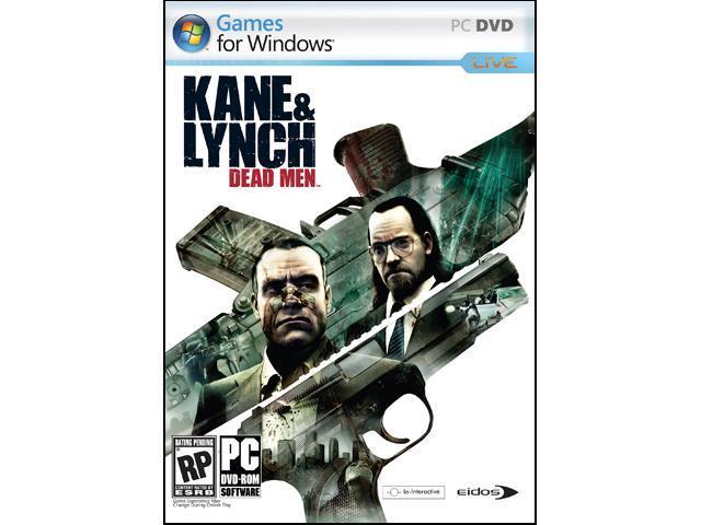 Kane & Lynch: Dead Men [Online Game Code]