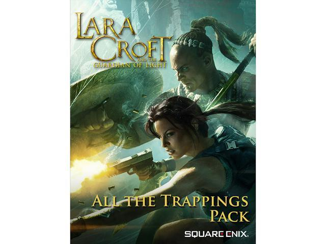 Lara Croft GoL: All the Trappings - Challenge Pack 1 [Online Game Code]