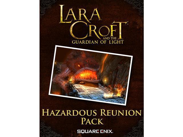 Lara Croft GoL: Hazardous Reunion - Challenge Pack 3 [Online Game Code]
