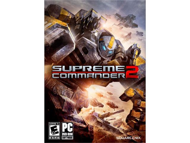 Supreme Commander 2 [Online Game Code]