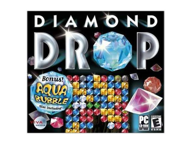 Diamond Drop Jewel Case PC Game