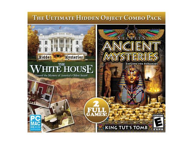 Hidden Mysteries White House Jewel Case PC Game