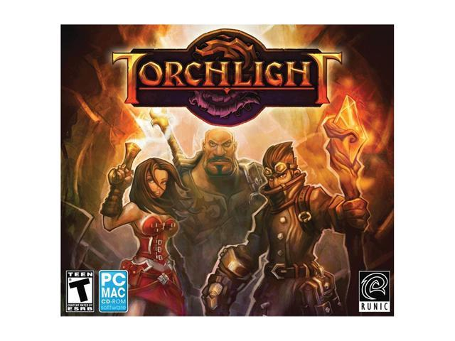 TorchLight (Jewel Case) PC Game