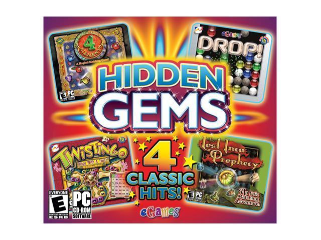 Hidden Gems Jewel Case PC Game