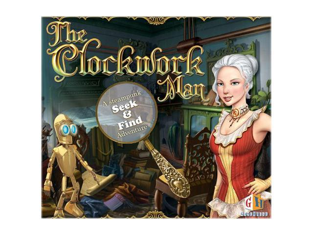 The Clockwork Man Jewel Case PC Game