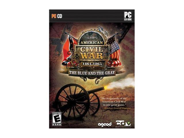 American Civil War Jewel Case PC Game
