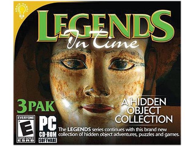Legends in Time Jewel Case PC Game