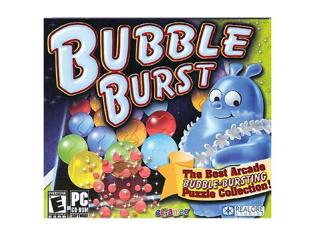 Bubble Burst Jewel Case PC Game