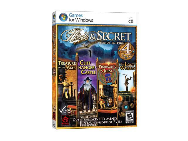 Hide & Secret: Bonus Edition 4 Pack Jewel Case PC Game