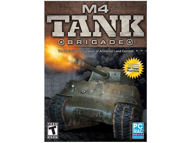 M4 Tank Brigade AMR PC Game