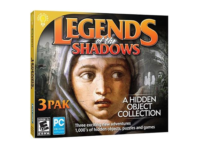 Legends Of The Shadows Jewel Case PC Game
