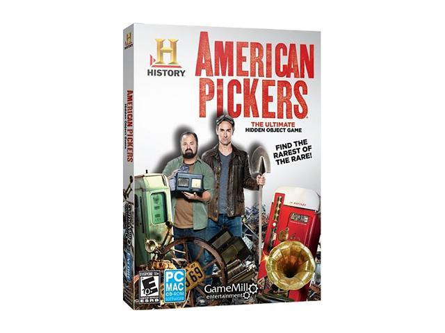American Pickers PC Game