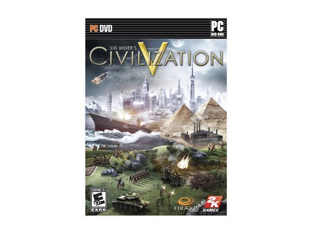 Sid Meier's Civilization V PC Game