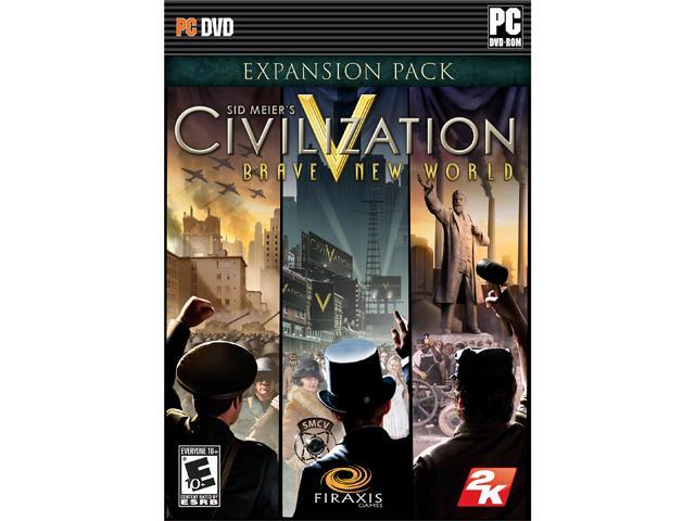Sid Meier's Civilization V: Brave New World PC Game