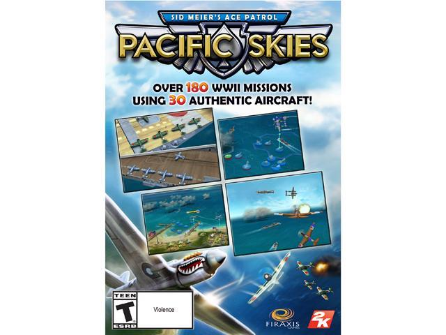 Sid Meier's Ace Patrol: Pacific Skies  [Online Game Code]