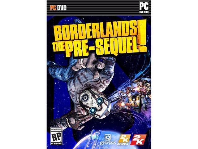 Borderlands: The Pre-Sequel PC Game
