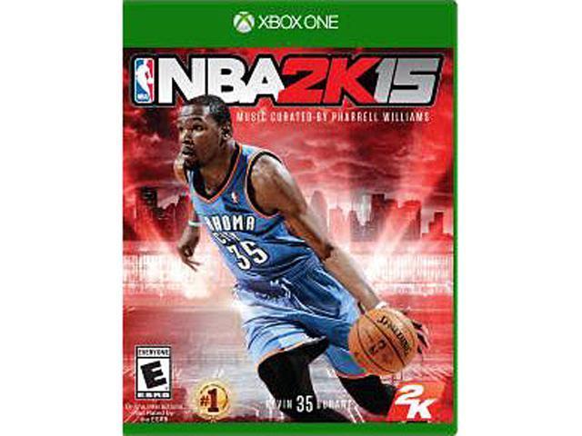 NBA 2K15 - XBOX One [XBOX Live Credit]
