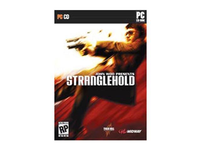 John Woo Presents Stranglehold PC Game