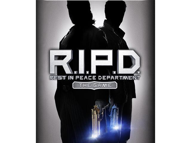 R.I.P.D. The Game [Online Game Code]