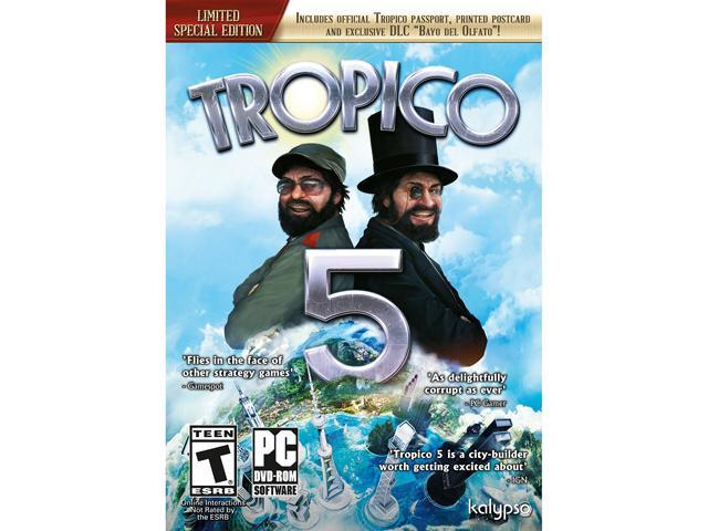 Tropico 5 PC Game