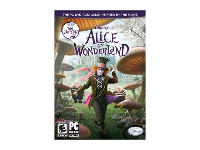 Alice in Wonderland PC Game