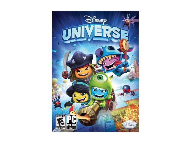 Disney Universe PC Game