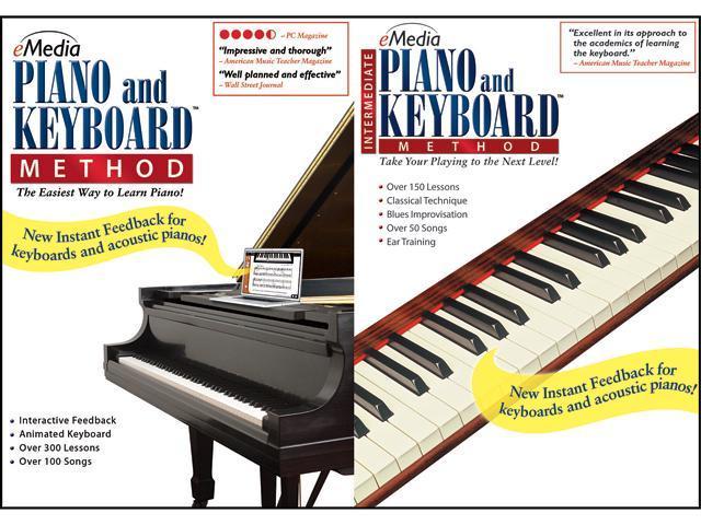 eMedia Piano Keyboard Method Deluxe (Mac) - Download