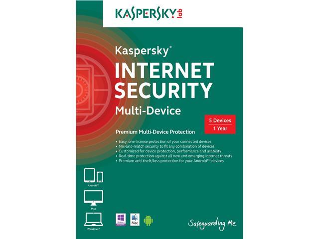 Kaspersky Multi-Device 5 Devices KMD1405121USZZ Deals