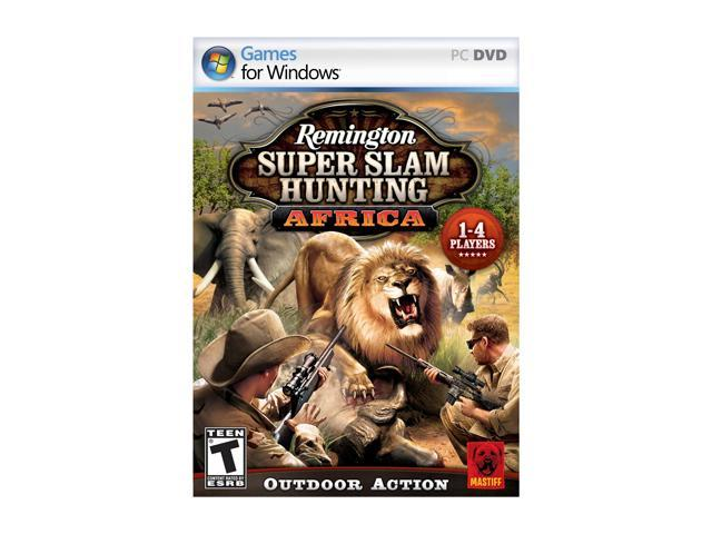 Remington Super Slam Hunting Africa PC Game