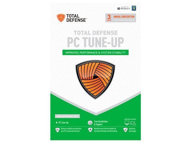 Total Defense Tune Up V4 - Download