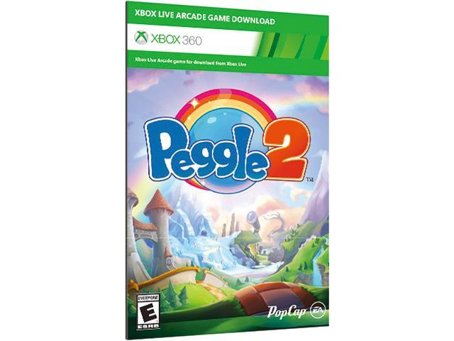 Peggle 2 [Xbox 360 Online Game Code]