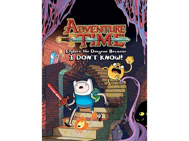 Adventure Time: Explore the Dungeon Because I DON'T KNOW! [Online Game Code]