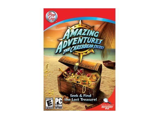 Amazing Adventures: Caribbean Secret PC Game