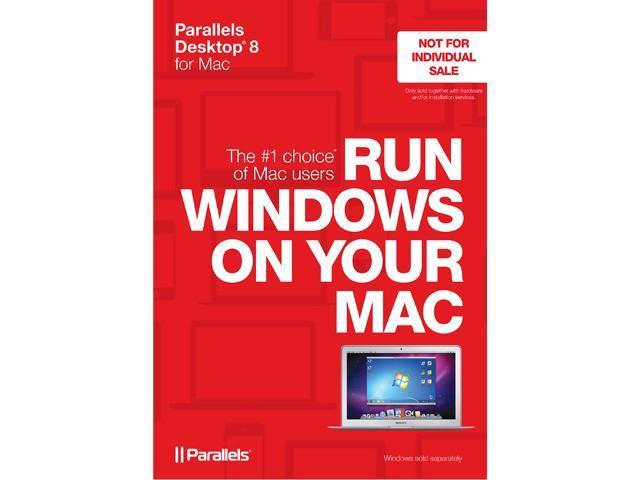 Parallels Desktop 8 for Mac - OEM