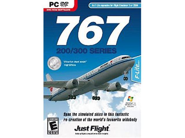 767-200/300 - Flight Simulator Expansion Pack PC Game